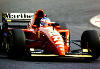 """フェラーリF1で活躍した""""青い瞳のサムライ""""『ジャン・アレジ』"""