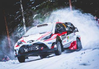 """トヨタが18年ぶりに優勝!""""攻めまくった""""WRCスウェーデン4日間を振り返る"""