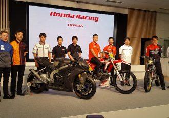 新型CBR1000RR SP2が登場!2017年 HONDA 国内モータースポーツ活動計画【2輪編】