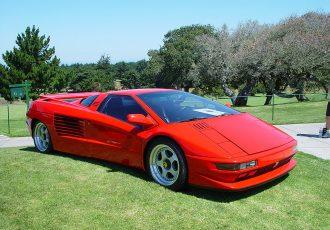 チゼータ V16Tは、V16エンジン横置きのスーパーカー!