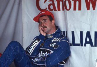 F1四天王と言われたレーサー、ナイジェル・マンセル。F1参戦13年目に獲得した初王座とは