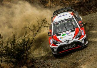 初優勝から一転?WRCメキシコでトヨタが苦戦した理由とは