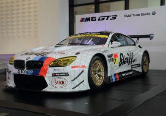 今年こそはチャンピオン獲得!GT300に参戦するBMW Team Studieが今季体制を発表