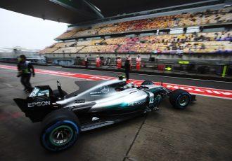 F1 2017中国GP速報!ポールポジションはメルセデス!ホンダは悔しい13位!
