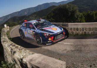 WRC第4戦、トヨタは4位!一体何があった!?優勝は今季初のヒュンダイ!