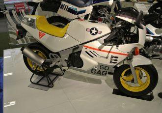 50ccレプリカミニバイクの先駆けはコイツだ!みなさんはスズキGAG(ギャグ)を覚えていますか?