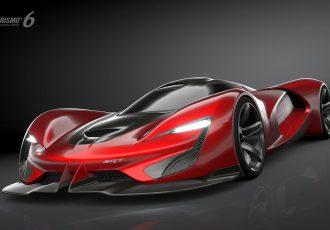 まるで未来のモーターショー!「ビジョン グランツーリスモ」から生まれたスーパーカーたち