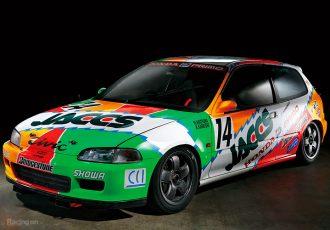 まだまだ現役ホンダ・シビック(EG6)!数々のモータースポーツで活躍した名車の魅力とは?
