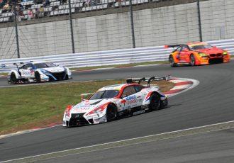 """スーパーGT第2戦""""FUJI GT500kmRACE公式予選!GT500クラスのポールポジションを獲得したのは?"""