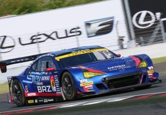 SUBARU BRZ GT300のトランスアクスルは効果があったのか?【スーパーGT第2戦FUJI500㎞レース】