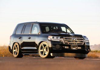 最高速は370km/h!!世界最速SUV「ランド・スピード・クルーザー」が恐ろし過ぎる
