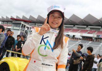 0.8秒差で分かれた明暗…女性ドライバーだけのプロレース、KYOJO CUPは開幕戦から白熱した頂上決戦に