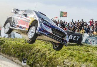 混戦のWRC2017!第6戦ポルトガルは、オジェが安定した走りで今季2勝目!