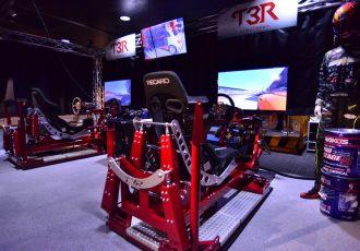 VRレーシングシミュレータがゲームセンターに設置決定!VR体験テーマパークVR PARK TOKYOの狙いとは
