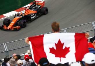F1第7戦、カナダGPはメルセデスが強すぎた!?マクラーレンは残り2周で悔しい結果に…