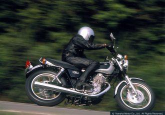 ヤマハSR400が約40年間、変わらない姿のまま愛される理由とは?