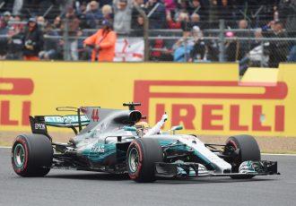 F1決勝速報!イギリスGPは、最後にドラマが!?メルセデスのあの人が、母国凱旋優勝!?