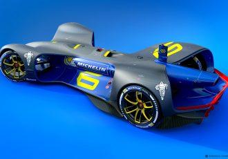 自動運転の未来はクラッシュからスタート。人工知能レース「Roborace」を開催する理由