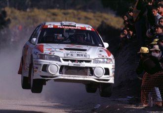 WRCを戦った三菱の名車たち。勝つための進化の歴史とは