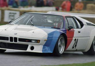 この名前はもしかして永久欠番!?BMW初のスーパーカーである名車、M1とは