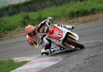 原チャリでレース!1000ccのバイクより速いかもしれないミニバイクレースの世界。