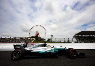 F1決勝速報!ラストラップまでもつれたトップ争い!日本GPを制したのは…メルセデス!?