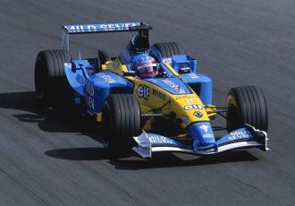 まさにスター誕生!?F1現役王者たちが若手からトップドライバーへと変貌を遂げた1戦に迫る
