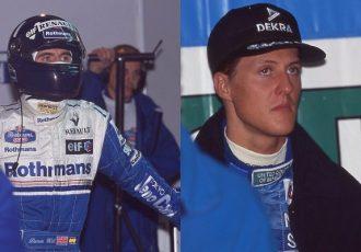 """シューマッハVSヒル、1994年に王者を争った2人の戦いから読み取る""""F1ドライバーの考え方"""""""