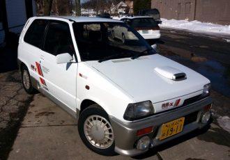 64馬力規制を作った名車!軽自動車にDOHCターボで革命を起こしたアルトワークス(初代)とは
