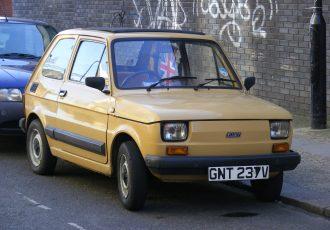 新車で軽自動車登録が可能な東欧生まれのイタリア車!フィアット126って知ってる!?