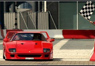 """""""エンツォの遺作""""フェラーリF40 それは、スペックだけでは計り知れない魔力を持った名車。"""