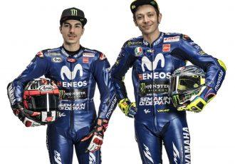 Movistar Yamaha MotoGPが2018シーズンのチーム体制とYZR-M1を発表!!
