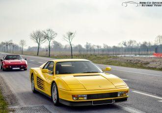 ド派手なサイドスリットが印象的なフェラーリ・テスタロッサを振り返る!