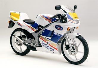 ホンダ最後の原付レプリカバイク!! NS-1ってやっぱり良かったよね!