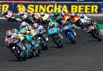 MotoGP™2018年シーズンmoto3クラス参戦ライダーをご紹介!注目選手や日本人ライダーも!