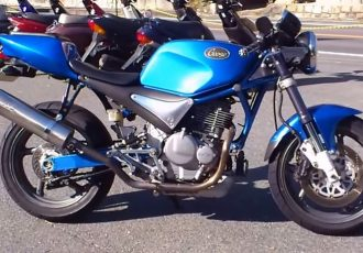 コーナーで勝負!?究極のシングルロードスポーツバイク・スズキGoose350の魅力に迫る