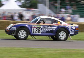 最強のポルシェはコレだ!!パリダカやルマンにも出場した名車、959って知ってる?