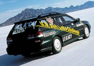 レガシィといったらコレ!?5ナンバーサイズ最初のプレミアムカー、2代目スバル・レガシィ