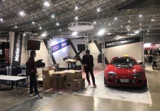 カスタムカーショーの設営って何をしてるの?みんなが知らない東京オートサロンの裏側。