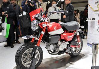 モンキーが125ccで復活決定!第45回東京モーターサイクルショーに行って来ました。