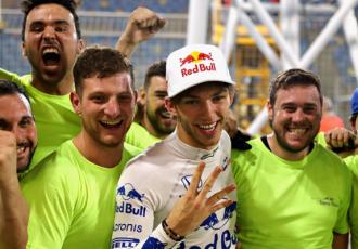 F1デビュー7戦目で殊勲の4位!トロロッソホンダとの躍進を誓う注目の若手、ピエール・ガスリーに迫る
