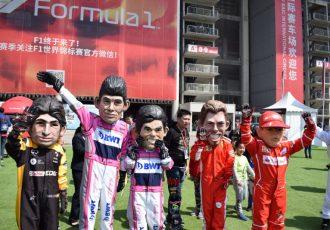 今、日本から最も行きやすいF1海外ラウンド。次こそ現地で観たい!中国GPの魅力とは?