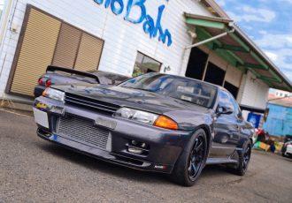 第2世代GT-Rを買うならココに行け!!茨城県のAutoBahnってどんなお店?