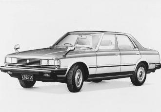 2トーンカラーのスーパールーセントに憧れませんでしたか?初代トヨタ・クレスタ