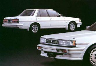 3兄弟の中でも一味違う、高級感あるテールランプに憧れた!2代目トヨタ・クレスタ