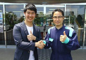レーシングドライバー根本悠生のAE86レストア記『#5:NATS 日本自動車大学校さんとコラボします!』