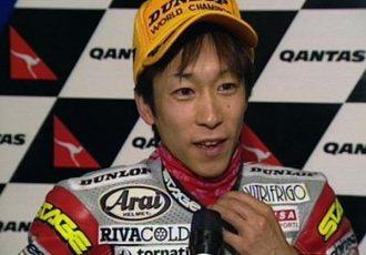 苦労とレースへのストイックさで125cc世界チャンピオンを獲得した坂田和人を知っていますか?