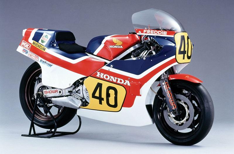 1982年 ホンダ NS500