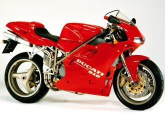 SBK最強伝説を築き上げたイタリアンバイクの至宝!ドゥカティ916誕生秘話や過去の栄光を振り返る