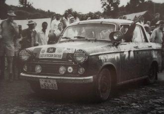 戦後日産初期の傑作!コロナを圧倒し、サファリにも挑戦した初代310系ブルーバード